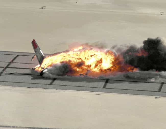 Explosive Decompression Can Bl... is listed (or ranked) 3 on the list What Happens When a Hole Suddenly Opens in Your Airplane