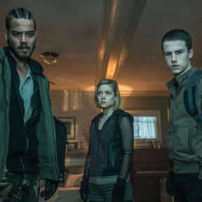 Dylan Minnette Looks like the  is listed (or ranked) 9 on the list Don't Breathe Is Fine, but Here's Why It's Not as Great as Everyone Says