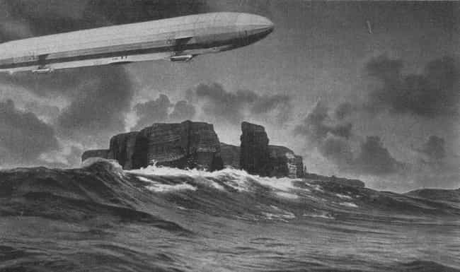 The Helgoland Island Air... is listed (or ranked) 4 on the list The 17 Most Tragic Blimp Disasters In History
