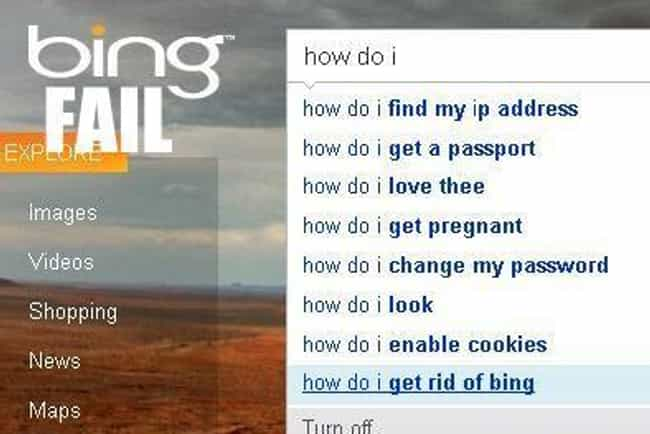 22 Photos That Prove Bing Will Never Be Google