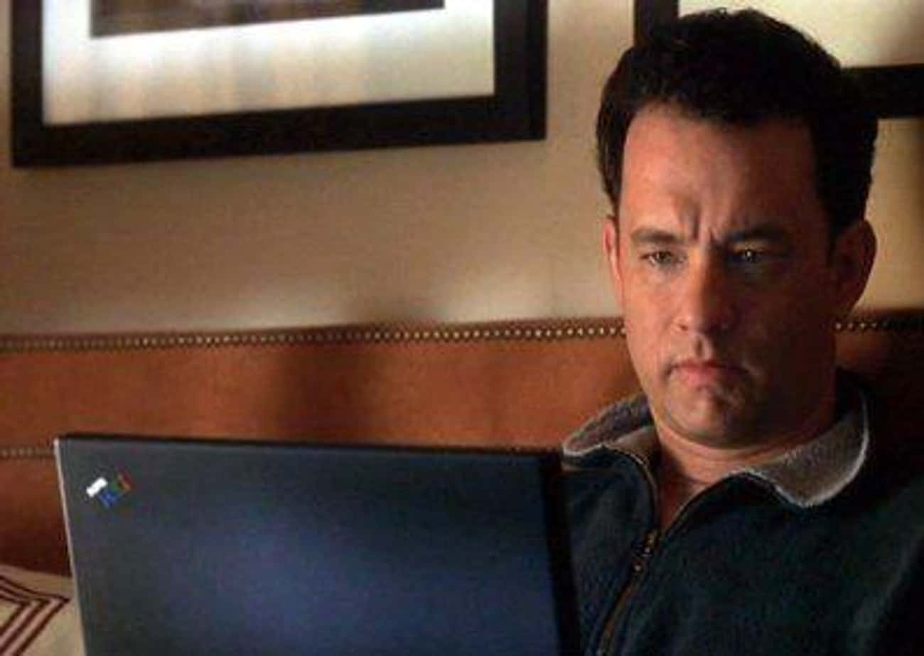 Joe Fox is listed (or ranked) 2 on the list The Best Tom Hanks Romcom Roles
