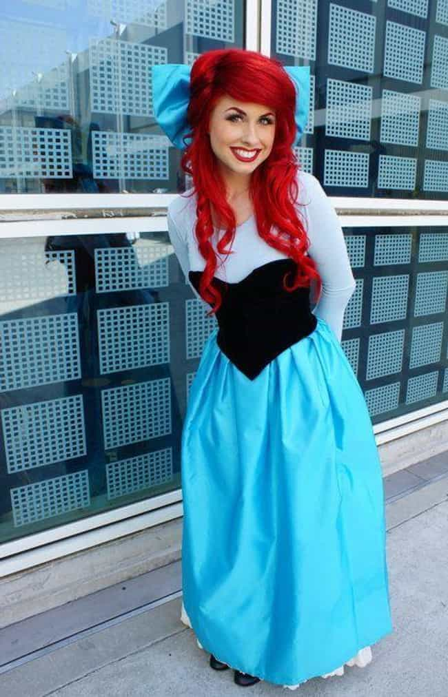 20 Babes Who Look Just Like Ariel in The Little Mermaid