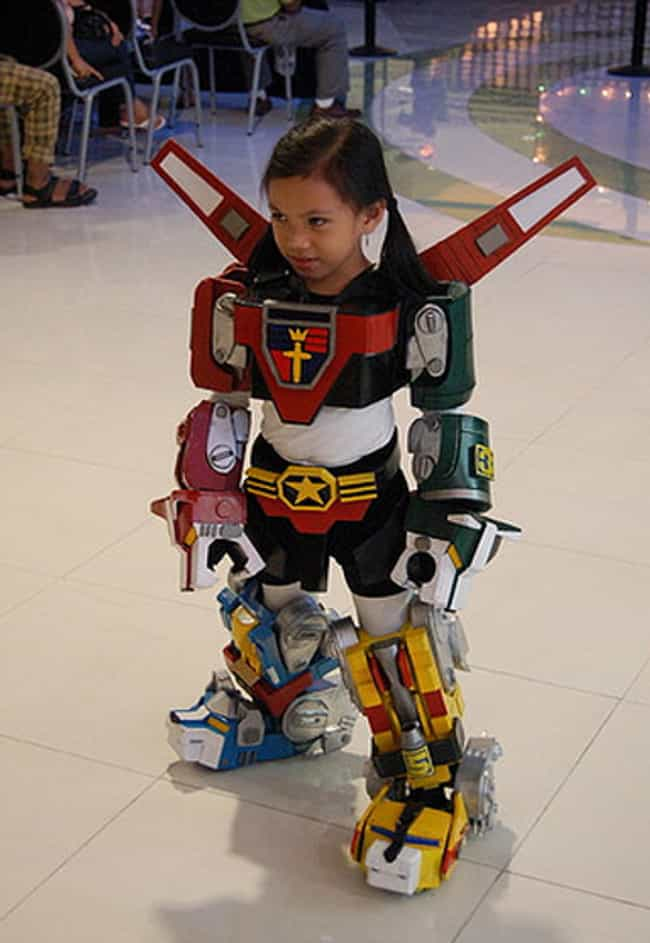 All Hail Voltron Girl is listed (or ranked) 3 on the list The Coolest Kids in the History of the Internet