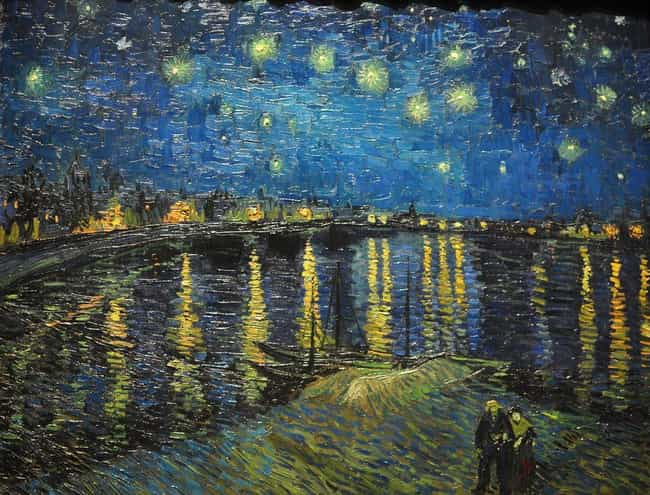 Many Famous Painters Wer... is listed (or ranked) 4 on the list Colorful Facts You Should Know About Synesthesia