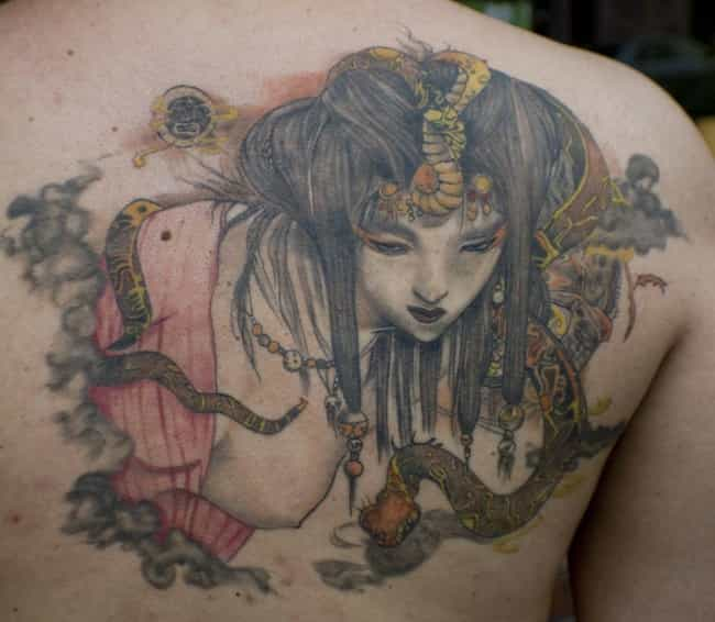 16 Beautiful Yakuza Tattoos And Their Symbolic Meaning
