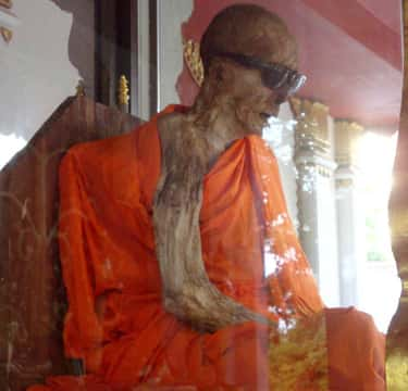 Buddhist Monks Started Mummifying Themselves While They Were Still Alive