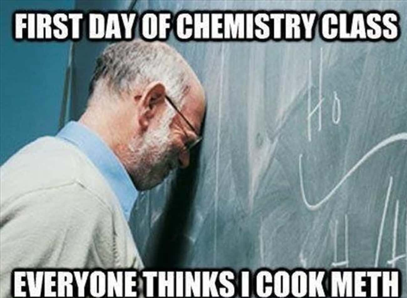 Breaking Bad: The Gift That Ju is listed (or ranked) 3 on the list 28 Funny Back to School Photos That All Teachers Can Relate To