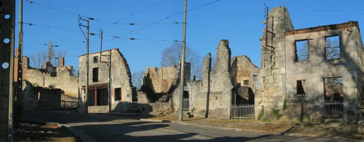 Oradour-sur-Glane, The Town That Died Forever
