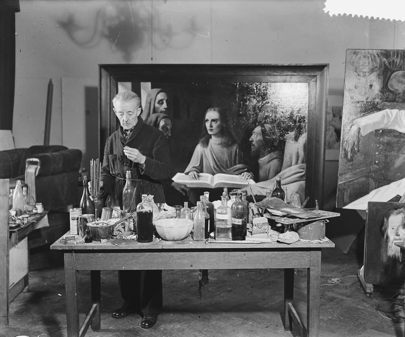 The Art Forger And The Reichsm is listed (or ranked) 2 on the list 14 Lesser-Known Stories From World War II That Should Be Made Into Movies
