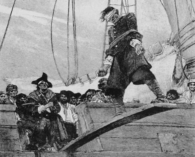 Some Pirates Really Did ... is listed (or ranked) 7 on the list The 13 Most Gruesome Ways Pirates Have Killed People Throughout History