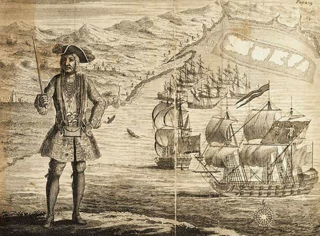 Black Bart Burned People... is listed (or ranked) 8 on the list The 13 Most Gruesome Ways Pirates Have Killed People Throughout History