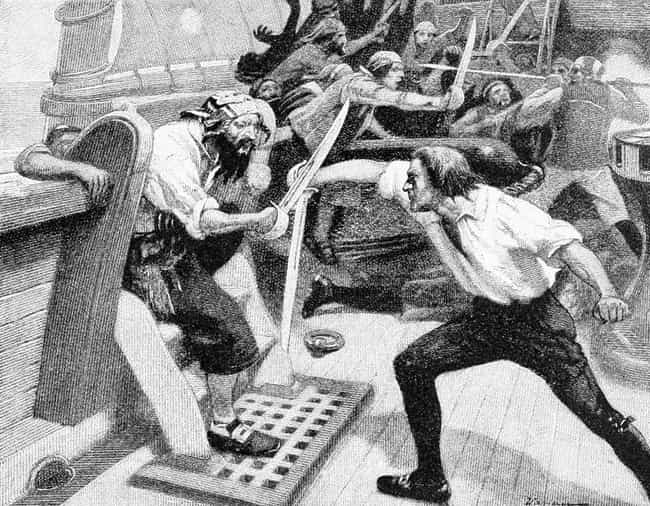 The 14 Most Gruesome Ways Pirates Have Killed People Throughout History