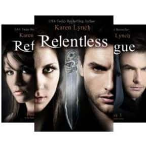 Relentless is listed (or ranked) 24 on the list The Best Young Adult Fiction Series