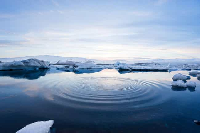 Eddies Are Just Part of ... is listed (or ranked) 1 on the list Ice Circles: the Crop Circles of the Sea? 10 Facts About This Strange Phenomenon