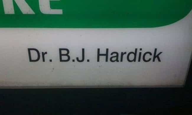 Hilarious Doctor Names You Won't Believe Are Real