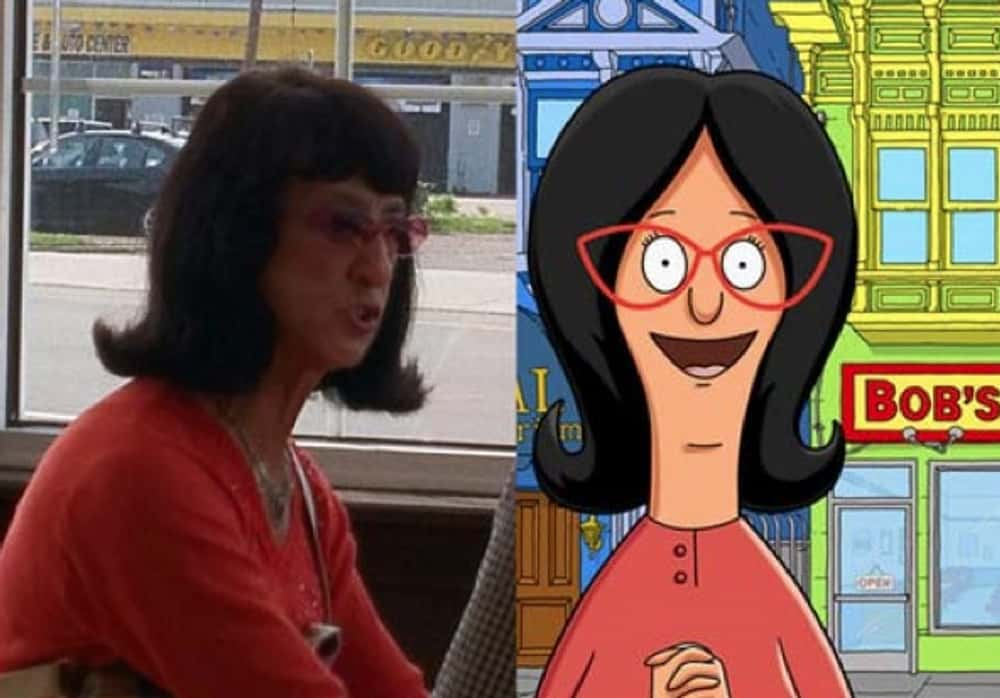 The Real Linda Belcher is listed (or ranked) 1 on the list Real People Who Look Exactly Like Bob's Burgers Characters