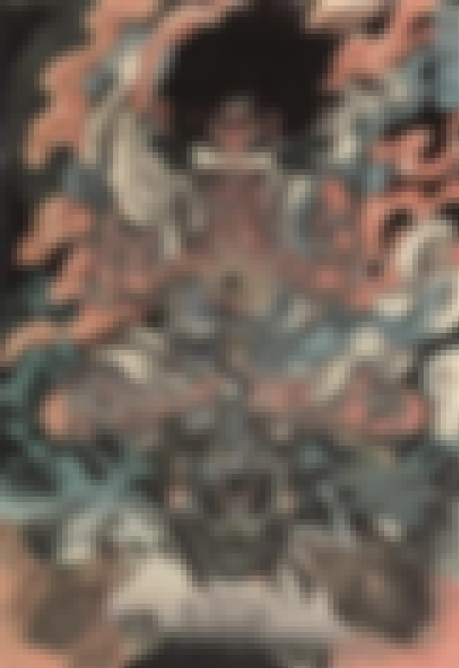 Oni is listed (or ranked) 4 on the list The 19 Most Insane Demons and Monsters from Buddhism