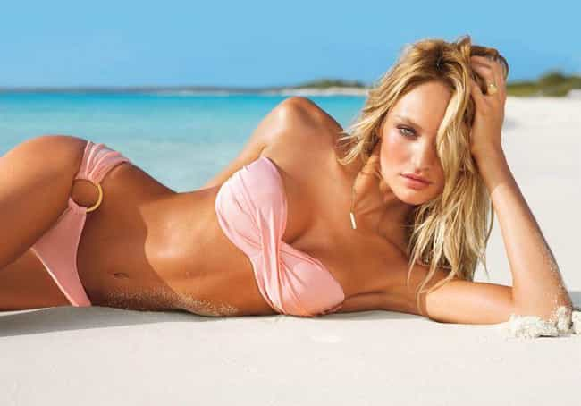 Swimsuit Models Wear Push-Up B... is listed (or ranked) 1 on the list 15 Deceptive Photo Tricks That Make Models Look Flawless