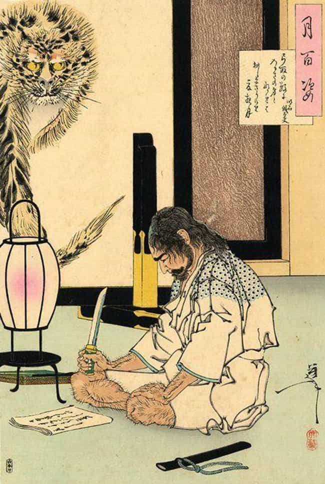 You'll Have to Force Yours... is listed (or ranked) 2 on the list 12 Gruesome Realities Of What It Feels Like To Die By Seppuku