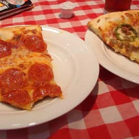 New York Style Pizza is listed (or ranked) 14 on the list The Best American Foods