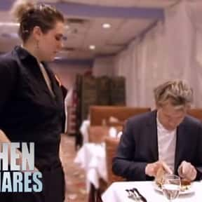 Dillon's: Serving Rotten, Rat  is listed (or ranked) 2 on the list Gordon Ramsay's Most Nightmarish Kitchen Nightmares