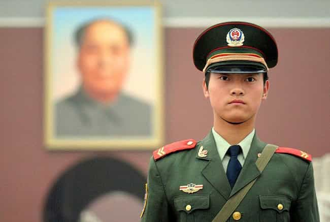A Private First Class In The ... is listed (or ranked) 4 on the list What Police Uniforms Look Like Around the World