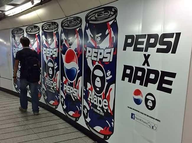 Pepsi What? is listed (or ranked) 5 on the list 21 Photos You'll Totally Read Wrong the First Time
