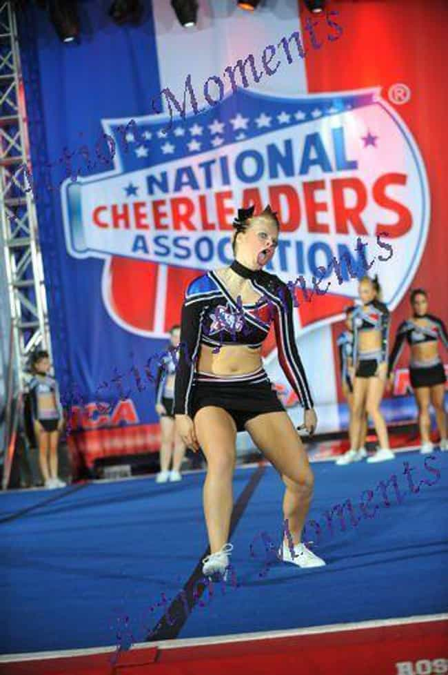 The Mother of All Cheerleader ... is listed (or ranked) 4 on the list The Funniest Cheerleader Faces Ever Caught on Camera