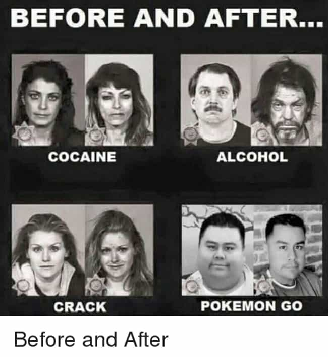 """Stop and Go is listed (or ranked) 2 on the list The Funniest """"Before and After"""" Memes Ever"""