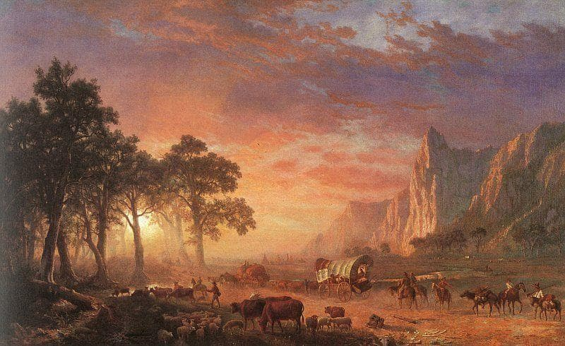 Random Things About Life on the Oregon Trail