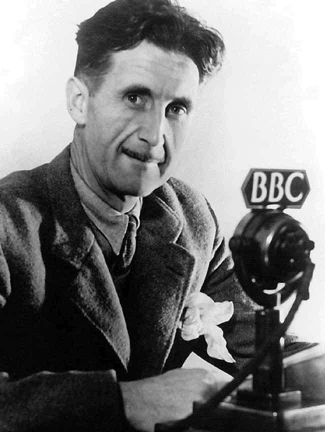 He Wrote Under a Pen Name is listed (or ranked) 1 on the list 16 Things You Didn't Know About George Orwell