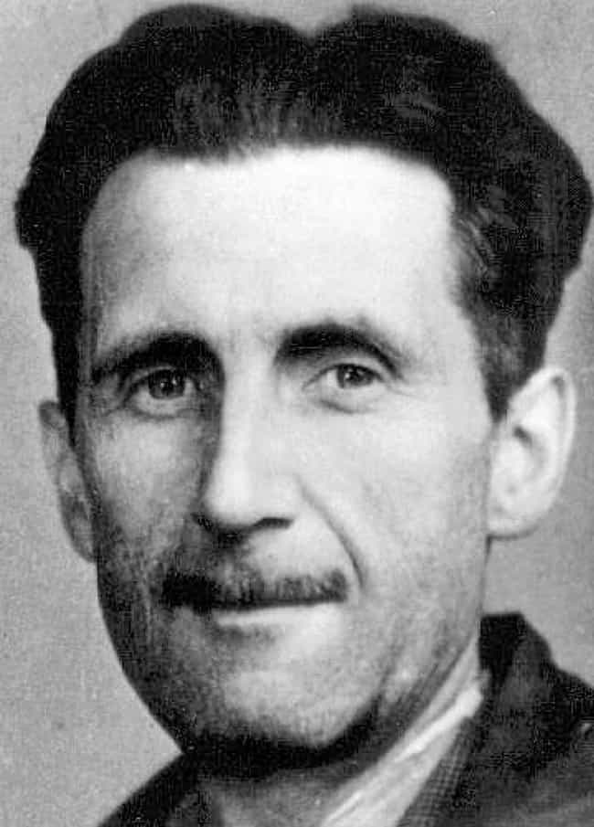 The Government Put Him U... is listed (or ranked) 7 on the list 16 Things You Didn't Know About George Orwell