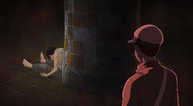 When Seita Dies in Grave of th... is listed (or ranked) 4 on the list The 16 Saddest Moments in Studio Ghibli Films