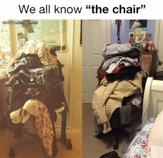 Laundry Musical Chairs is listed (or ranked) 2 on the list 25 Hilarious Laundry Memes That Perfectly Describe the Struggle
