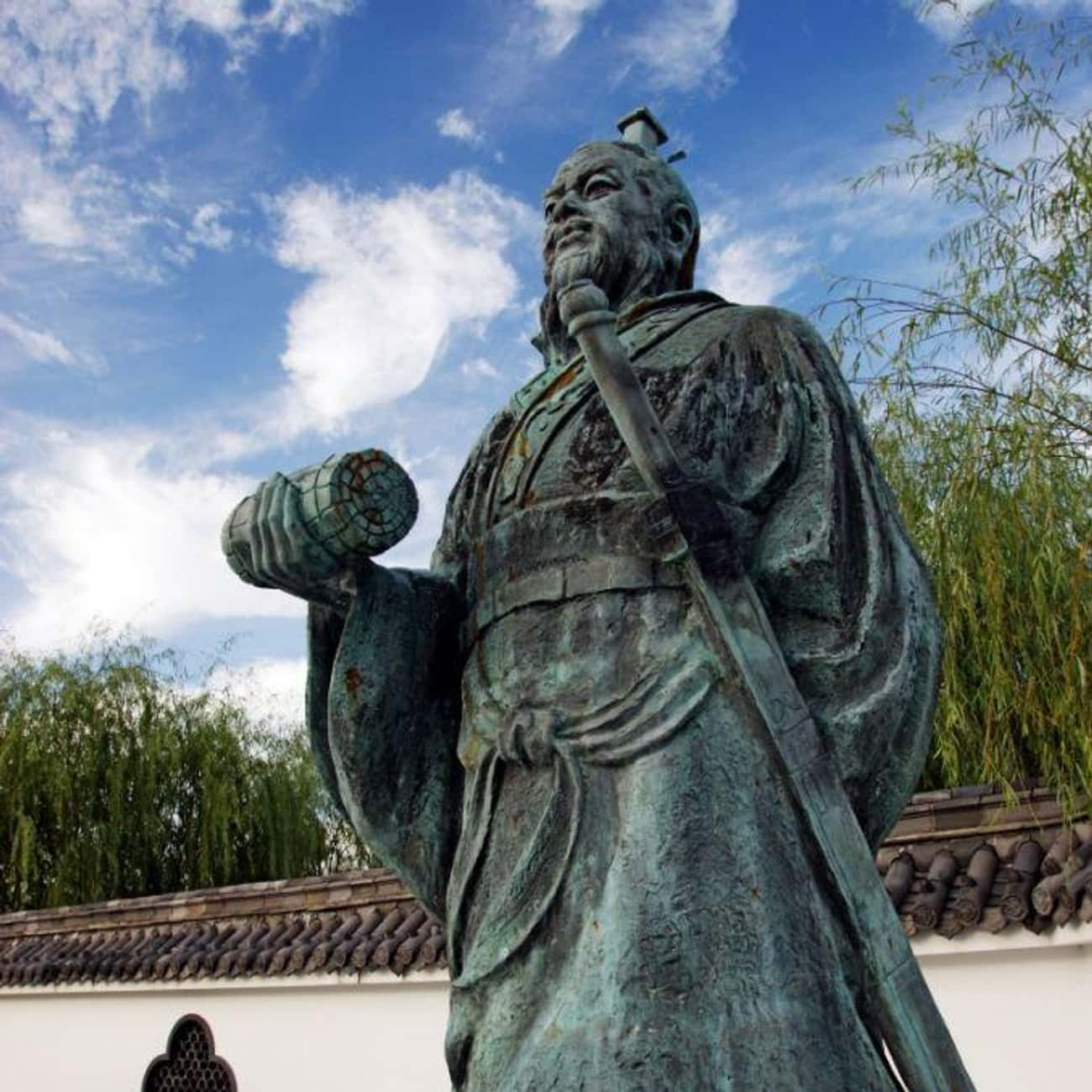 Sun Tzu Is Arguably Why We Lov is listed (or ranked) 2 on the list 8 Crazy and Fascinating Facts About Historical Spies and Espionage