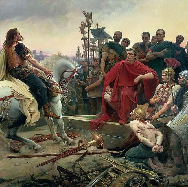Roman Spies Used Carrier... is listed (or ranked) 3 on the list 8 Crazy and Fascinating Facts About Historical Spies and Espionage