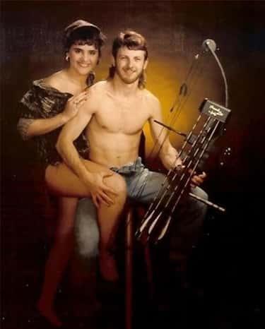The Ultimate Redneck Family Portrait