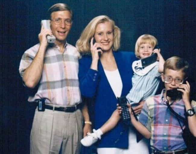 """Meanwhile, in the '80s... is listed (or ranked) 3 on the list The 24 Whitest """"White People"""" Photos Ever"""