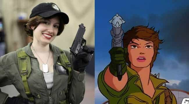 20 Of Your Favorite Cartoon Babes Brought To Life