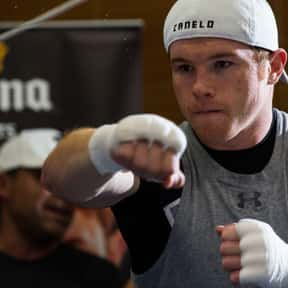 Canelo Alvarez is listed (or ranked) 11 on the list The Best Boxers of the 21st Century