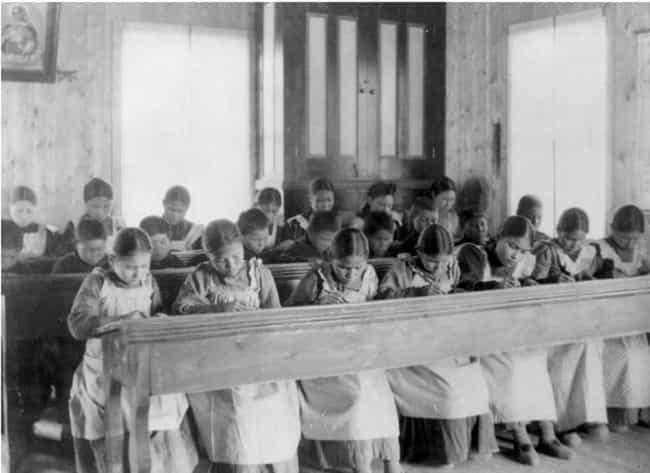 Medical Experimentation is listed (or ranked) 2 on the list 12 Heinous and Terrifying Things That Happened at Boarding Schools