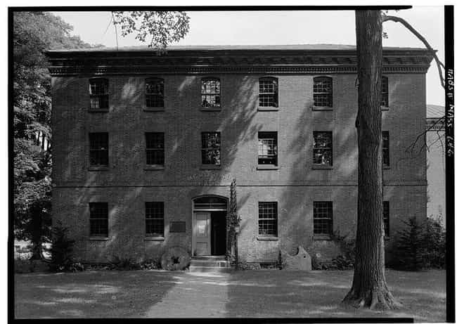 Your Dorm Master Jerking You O... is listed (or ranked) 4 on the list 12 Heinous and Terrifying Things That Happened at Boarding Schools