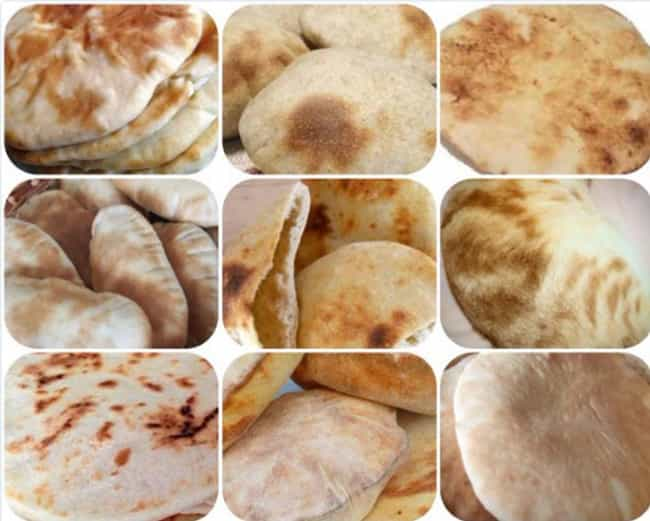 Pita Bread or Cat? is listed (or ranked) 4 on the list It's Almost Impossible to Guess If These Are Animals or Foods