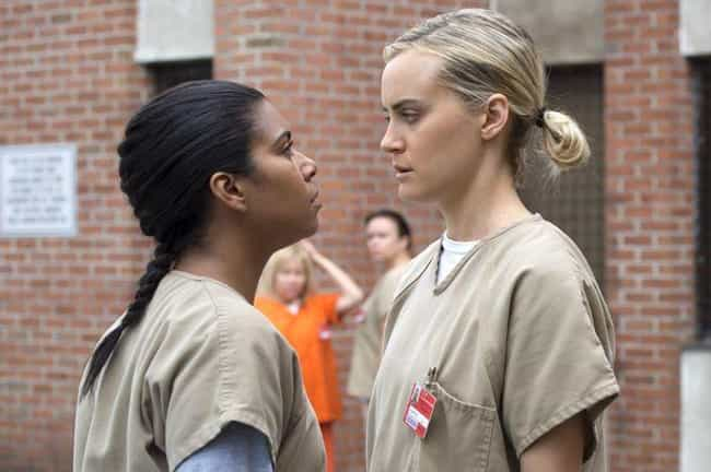 Piper Is Getting Worse, Not Be... is listed (or ranked) 4 on the list Things That Bug Fans of Orange Is the New Black