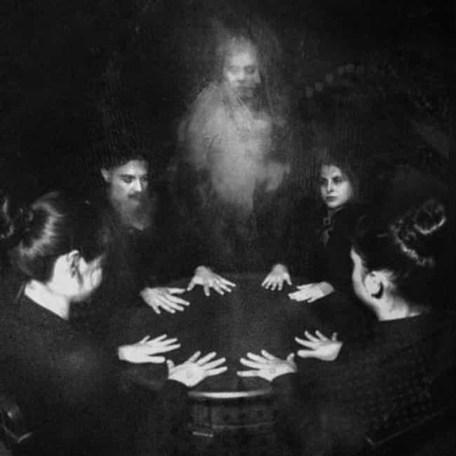 No Shouting, Talking Out of Pl... is listed (or ranked) 1 on the list 12 Weird Seance Rules You Must Follow If You Want to Speak to the Dead