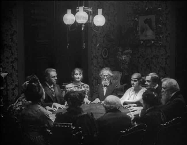 Have a Sense of Purpose Before... is listed (or ranked) 2 on the list 12 Weird Seance Rules You Must Follow If You Want to Speak to the Dead