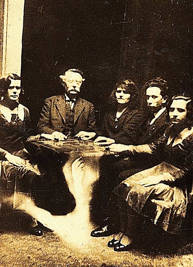 Don't Be Rude To The Spi... is listed (or ranked) 5 on the list 12 Weird Seance Rules You Must Follow If You Want To Speak To The Dead