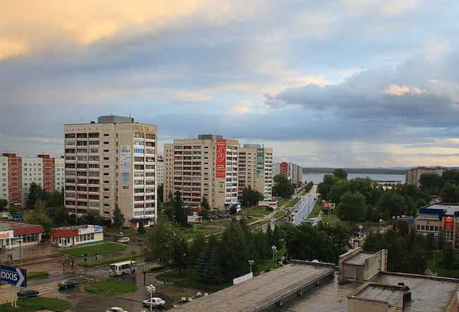 It's a Fully Functional City is listed (or ranked) 2 on the list Everything to Know About City 40, the Secret Town Where Russia Began Its Nuclear Program