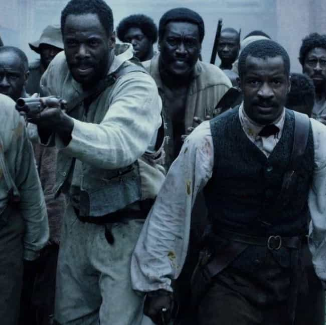 You Fight for All of Us is listed (or ranked) 3 on the list The Birth of a Nation Movie Quotes