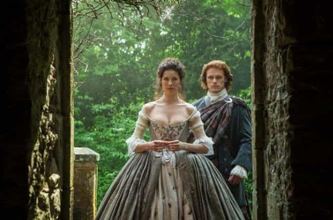 Claire Fraser is listed (or ranked) 2 on the list The 36 Best TV Wedding Dresses in the History of Television